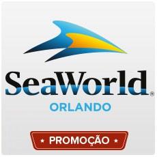 SeaWorld Orlando 1 Visita  (Ingresso Voucher Promocional)