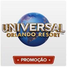 UNIVERSAL - 03 Dias | 02 Parques - Park To Park Ticket (Ingresso Voucher Promocional)